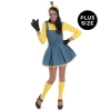 Minions Jumper Womens Costume Plus